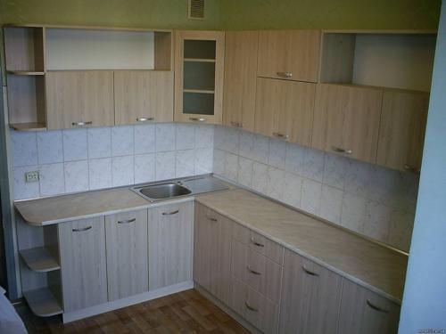 Кухни ЛДСП 34