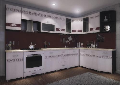 Кухни МДФ14