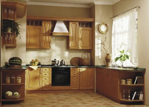 Кухни МДФ22