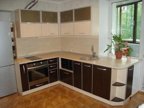 Кухни МДФ30