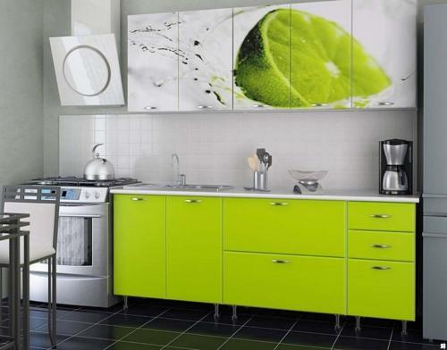 Кухня фотопечать 10