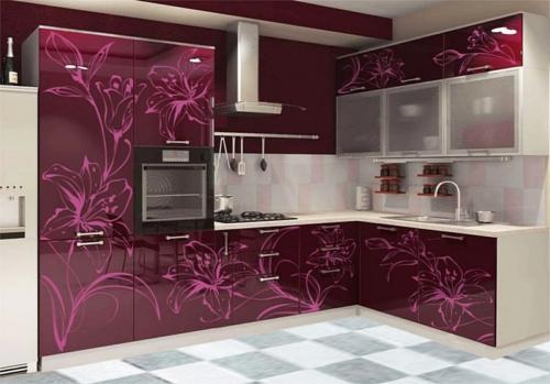 Кухня фотопечать 11