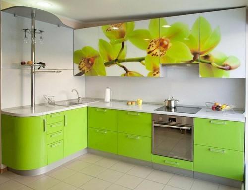 Кухня фотопечать 13