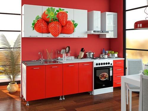Кухня фотопечать 25