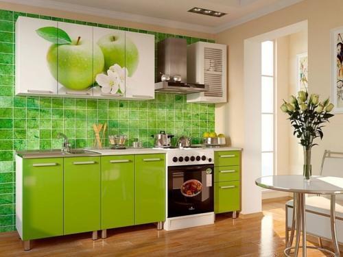 Кухня фотопечать 3