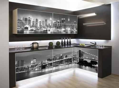 Кухня фотопечать 32