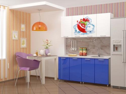 Кухня фотопечать 33