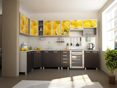 Кухня фотопечать 40