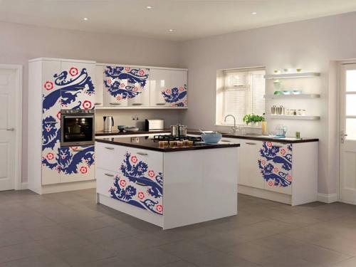 Кухня фотопечать 42