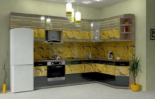 Кухня фотопечать 44