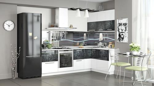 Кухня фотопечать 47