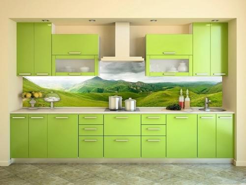Кухня фотопечать 49