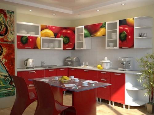 Кухня фотопечать 50