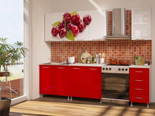 Кухня фотопечать 6