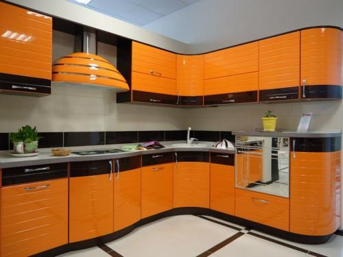 Кухни Эмаль 22