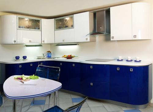 Кухни Эмаль 40