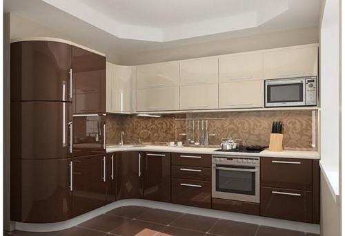 Кухни Эмаль 41