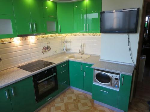 Кухни Эмаль 52