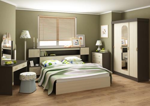 Спальня 19
