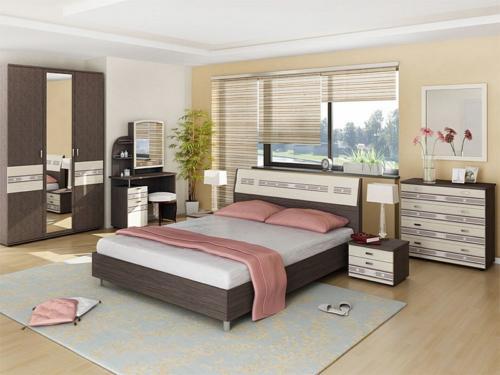 Спальня 21
